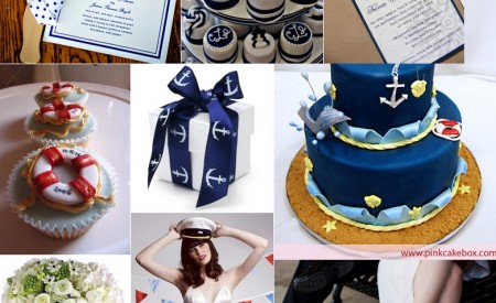 Nautical theme wedding – Ahoy there!