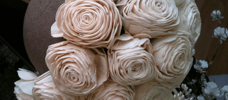 Make a vintage bouquet