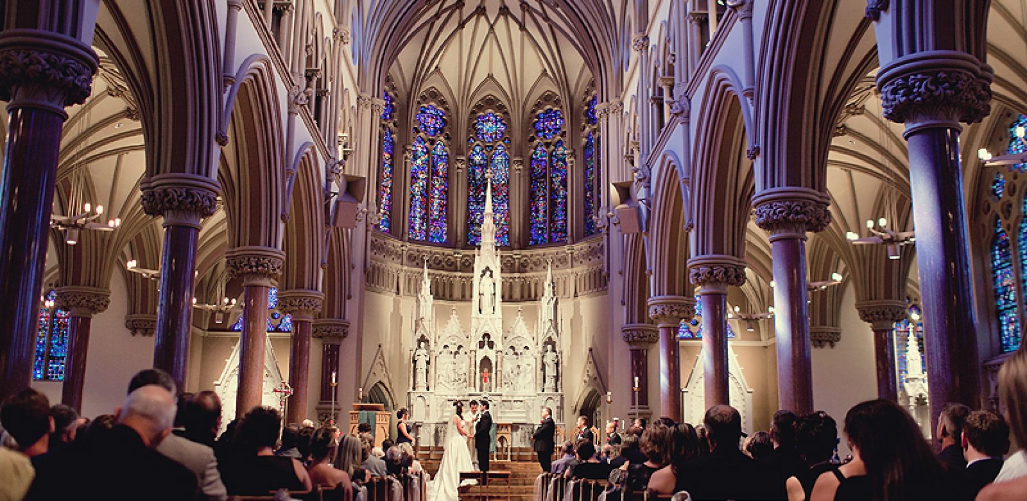 Plan church wedding