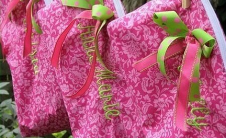 Custom made Bridesmaid gifts