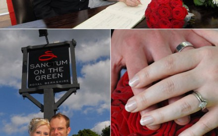 Alana and Danny – Royal Berkshire Wedding – part 2