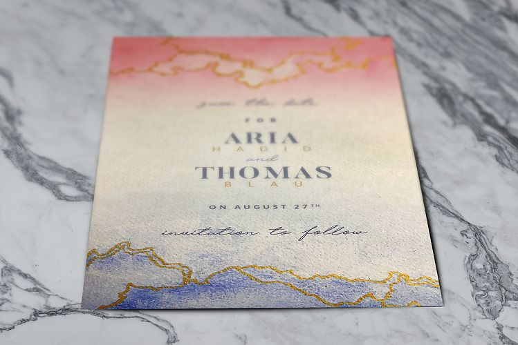 Make Your Own Wedding Stationery: A Guide