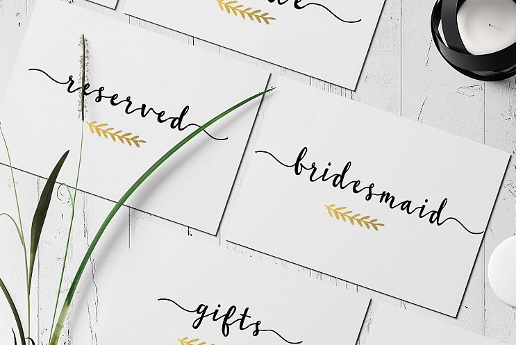 How To Make Your Own Wedding Stationery