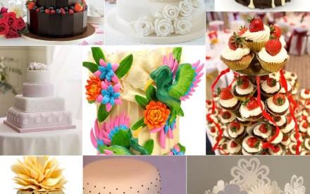 Ummm wedding cake!