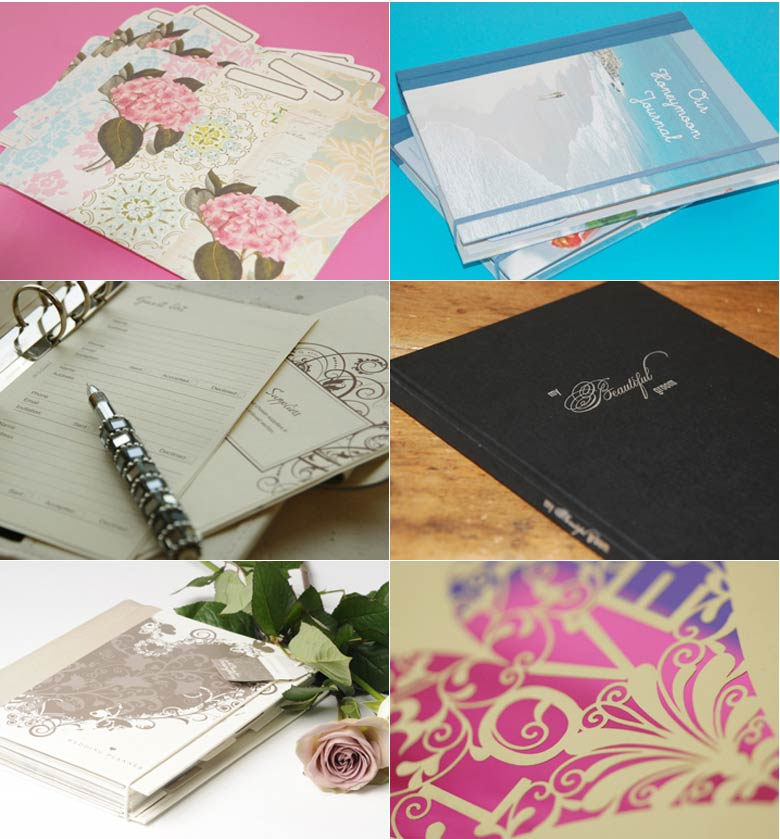 Wedding Planning Stationery from Oh So Cherished