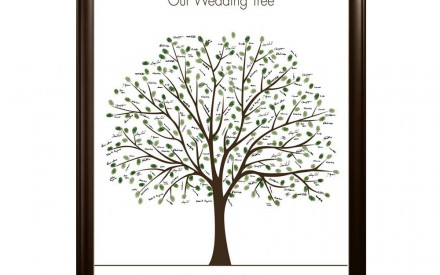 Grow a wedding tree
