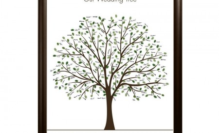 Grow a wedding tree