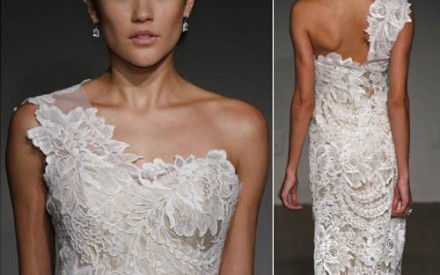 Beautiful wedding gowns by Ulla-Maija Couture