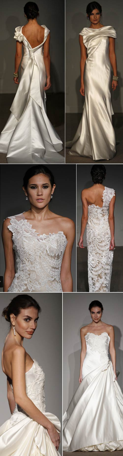 Ulla-Maija Couture Wedding Dresses