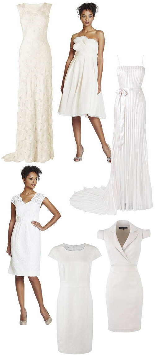Wedding dresses from John Lewis