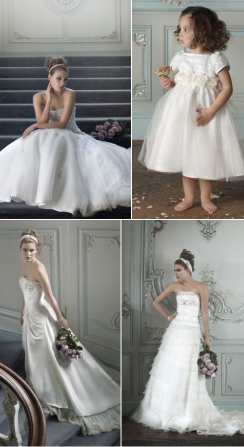 High street wedding dresses from BHS