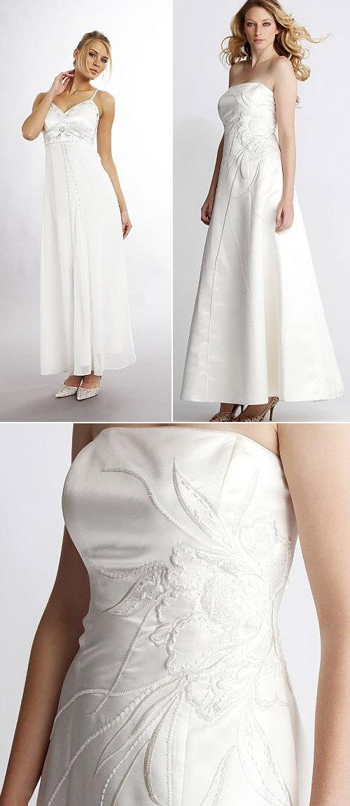 High street wedding dresses - Debenhams