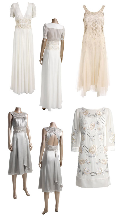 High Street Wedding Dresses by Monsoon
