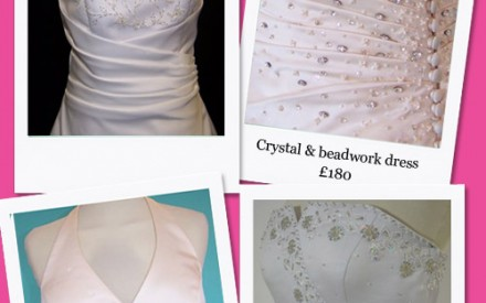 Grab a bargain wedding dress at an Oxfam bridal department