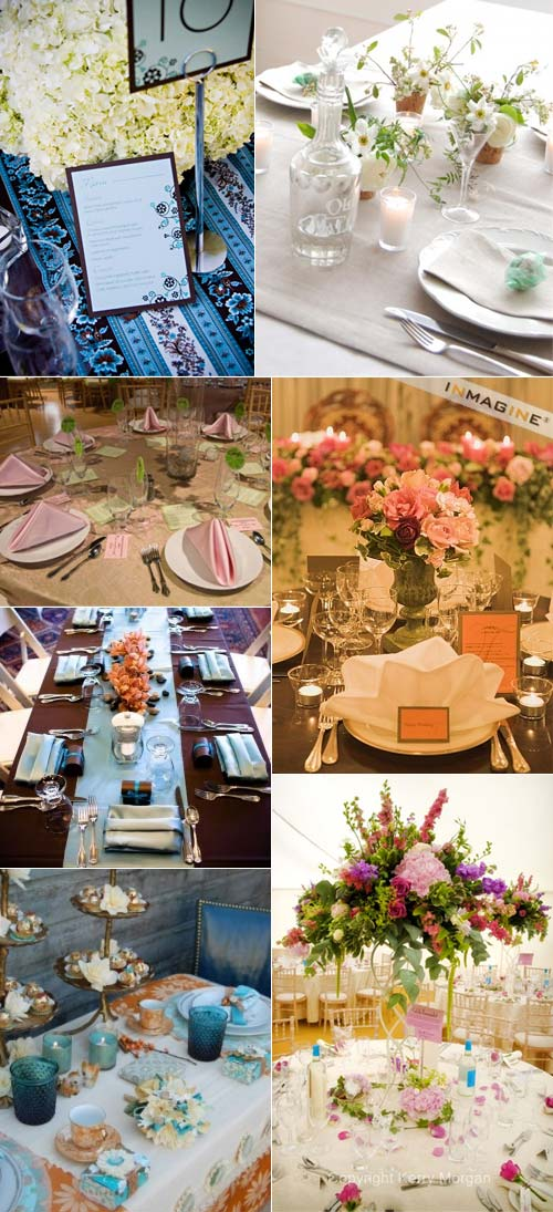 Dalia 39 s blog the reception was held at the miedel 39s for Wedding reception layout
