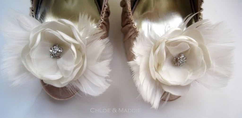 Jazz up your wedding shoes