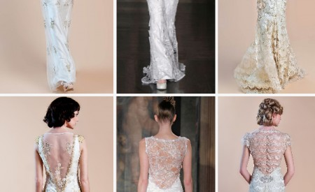 Claire Pettibone Lace Wedding Dresses