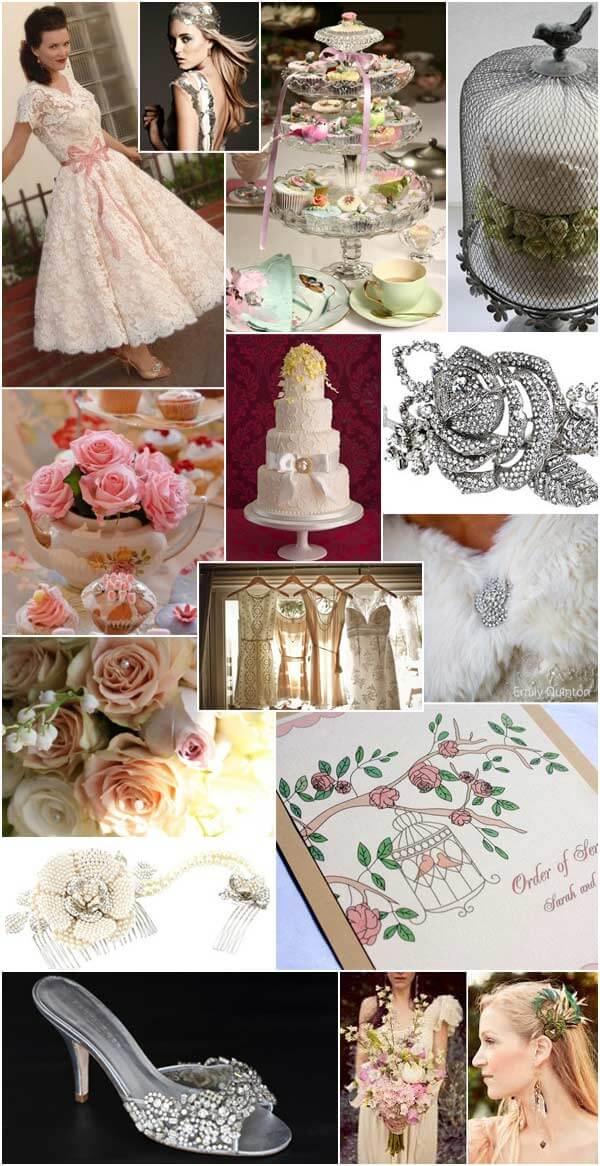 Wedding Trend: Vintage Wedding