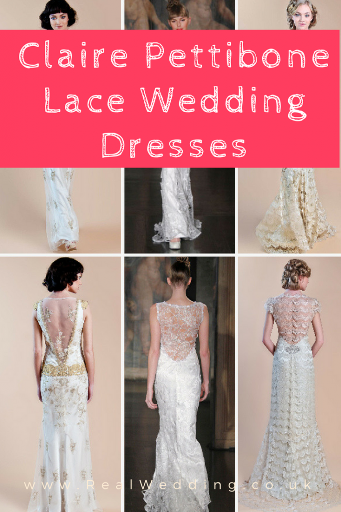 Claire Pettibone Lace Wedding Dresses | RealWedding.co.uk