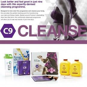 Forever Aloe C9 Cleanse