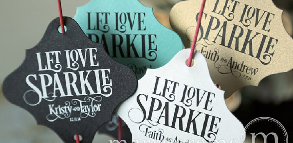 57 Wedding Favour Ideas Under £1
