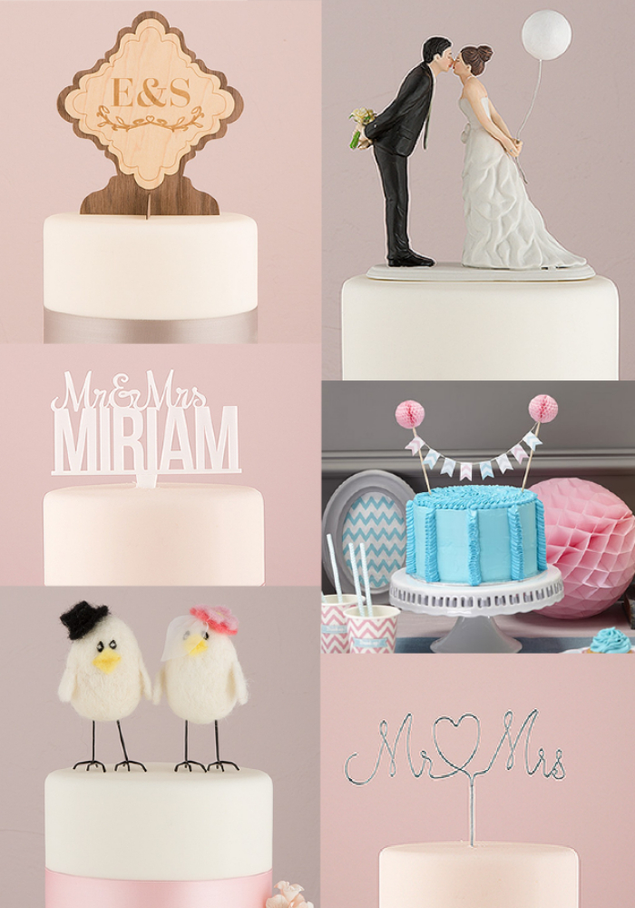 Wedding Cake Toppers | realwedding.co.uk