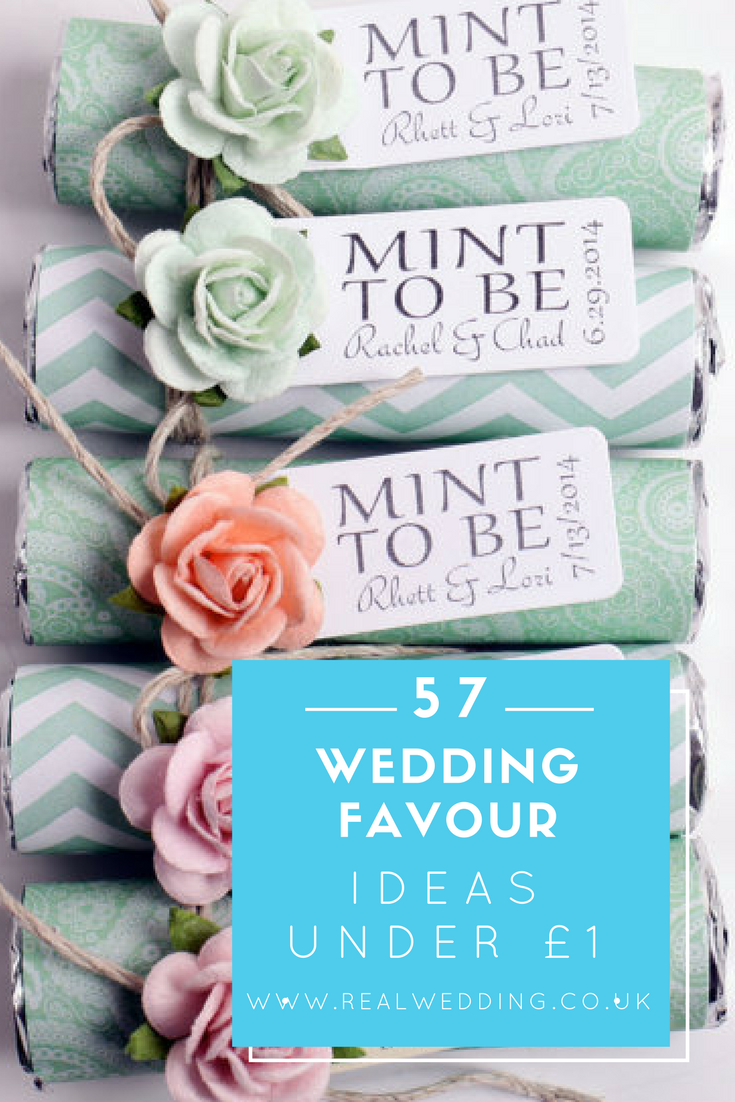 57 Cheap Wedding Favours Under 163 1 Real Wedding