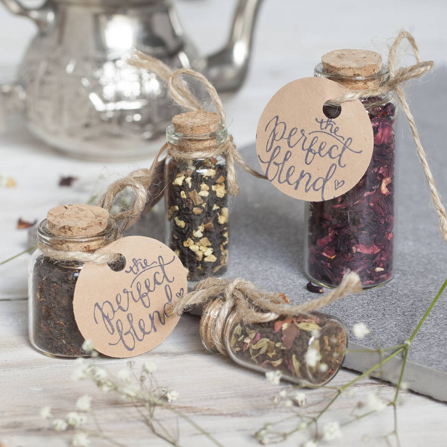 100 Unusual Personalised Wedding Favour Ideas