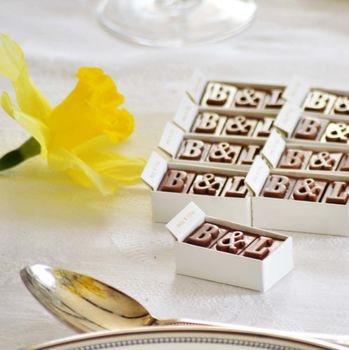Unusual Personalised Wedding Favours | Realwedding.co.uk