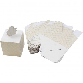 A Decadent Do Wedding Favour Boxes 25 Pack