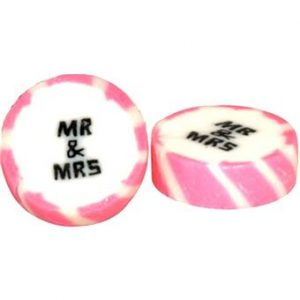 Mr & Mrs Rock Sweets