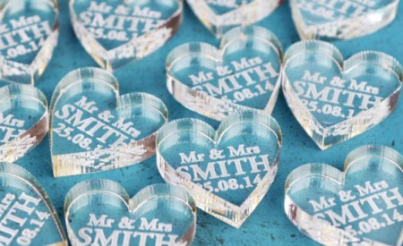 100 Cheap Wedding Favour Ideas For Under £1 Each!