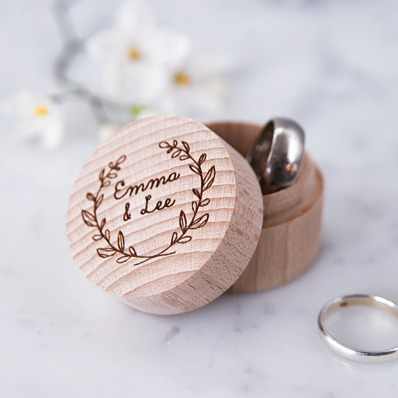 Wedding ring box | realwedding.co.uk