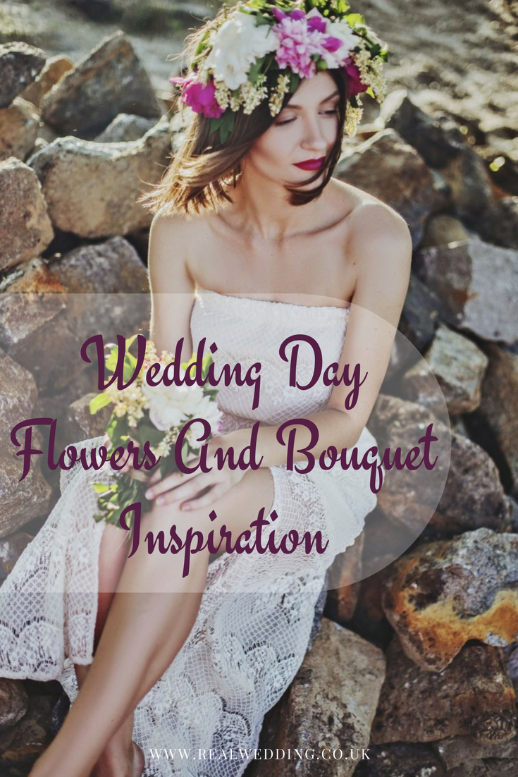 Stunning Wedding Day Flowers And Bouquet Inspiration | RealWedding.co.uk
