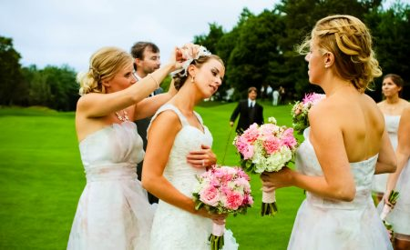 Nine Tips For The Perfect Spring Wedding