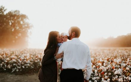 A Happy Family! 8 Ways To Make Your Children Feel Involved In Your Wedding