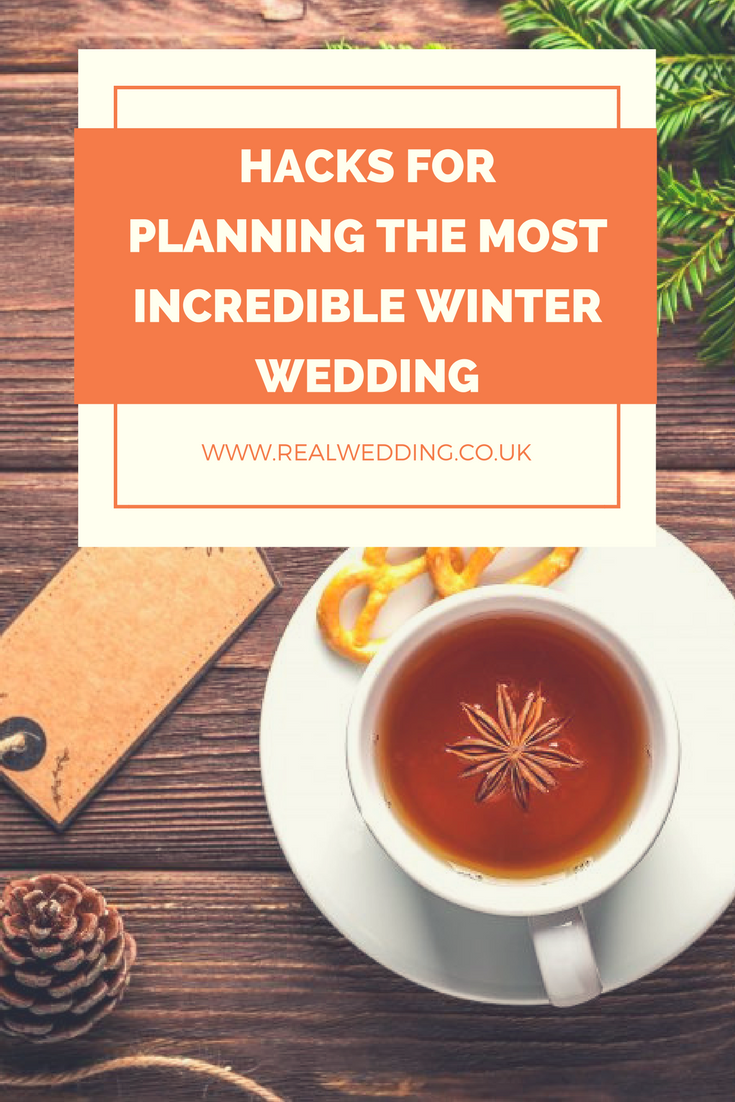 Hacks For Planning The Most Incredible Winter Wedding | RealWedding.co.uk