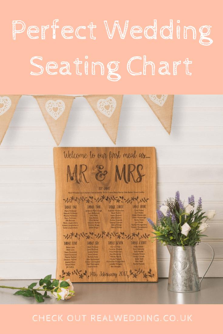 Creating the Perfect Wedding Seating Chart | RealWedding.co.uk|