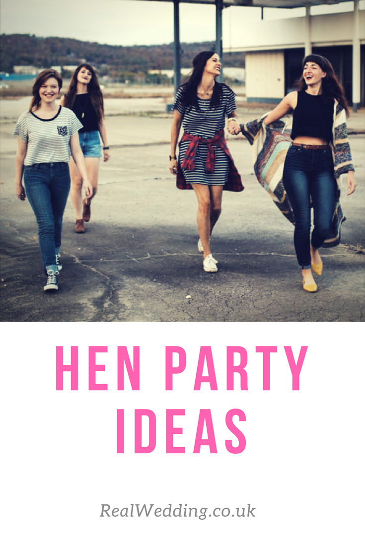 Wedding Prep Stress Getting To You? Have Some Hen Party Ideas