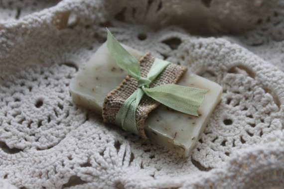 Wedding Soap Favours