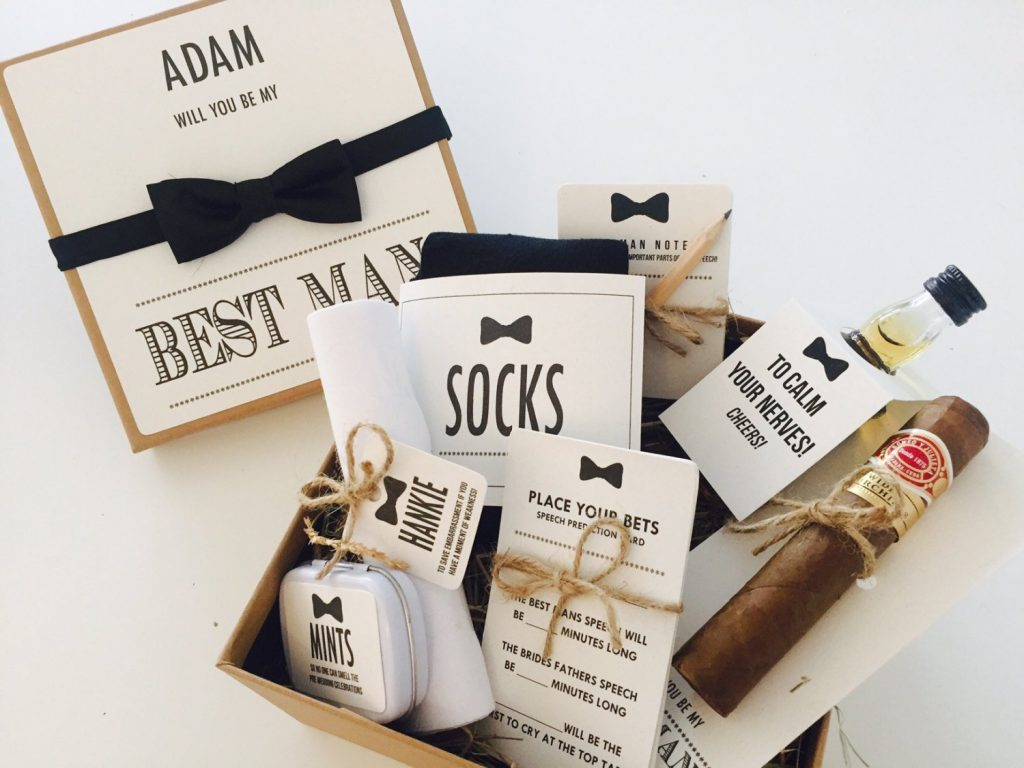Wedding Gift Ideas For Bestman And Ushers: Men's Wedding Gifts: 5 Of The Best For Gents