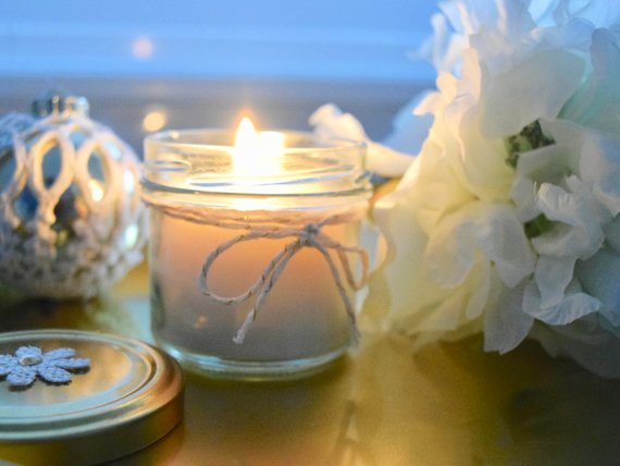 Handmade Eco-friendly Soy Wax Candle