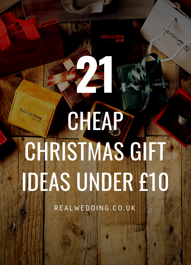 Cheap Christmas Gift Ideas For Under £10