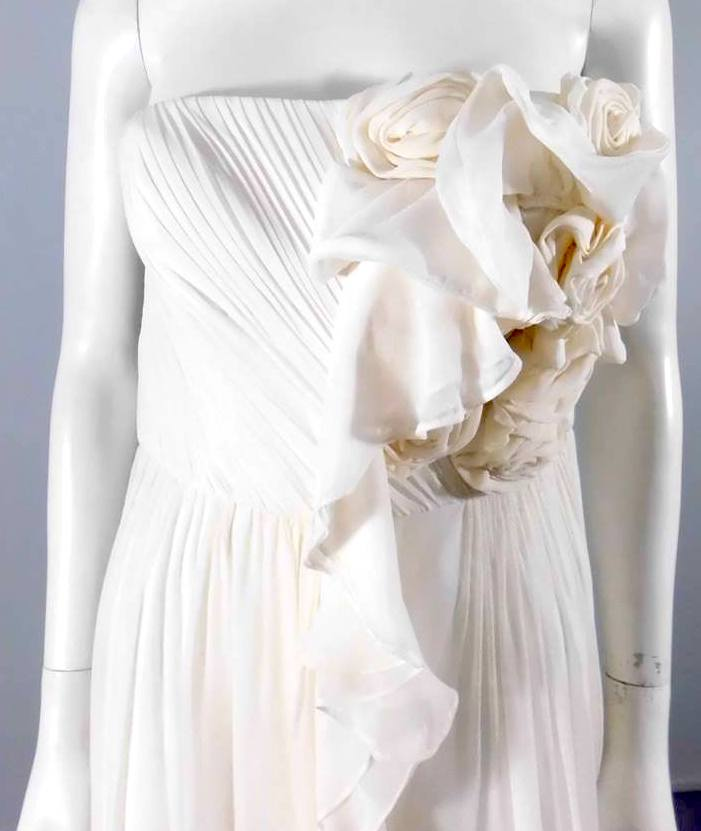 Grab A Bargain Wedding Dress At An Oxfam Bridal Department