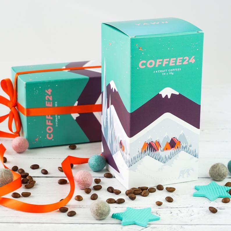 Coffee 24 Christmas Countdown Selection