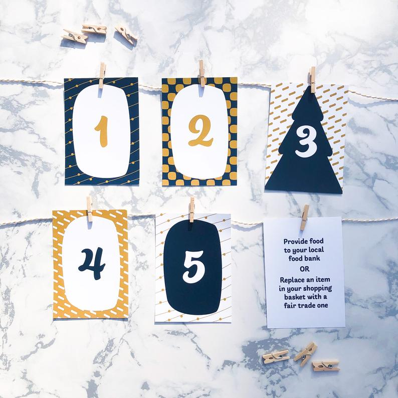 Real Wedding Advent Calendar