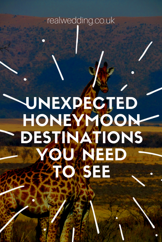 Unexpected Honeymoon Destinations You Need To See