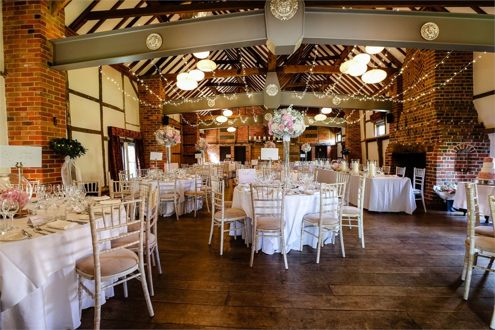 Hampshire Wedding Venues: 10 Of The Best