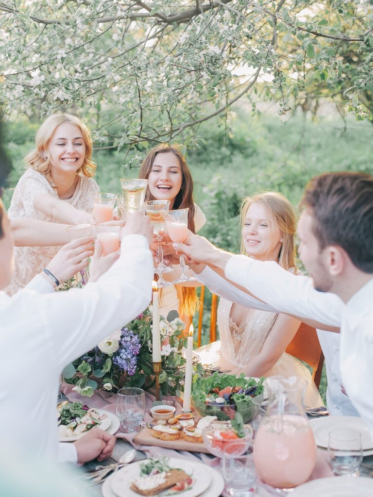 How To Ensure Your Wedding Is This Year's Most Fun Event