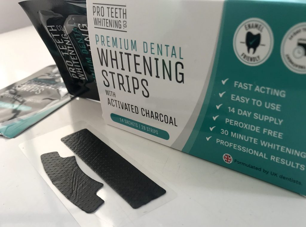 Natural Teeth Whitening Strips by Pro Teeth Whitening Co.